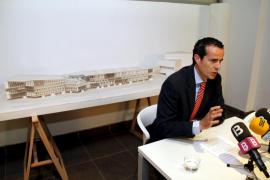 Las empresas declinan explotar el Palacio de Congresos al precio actual