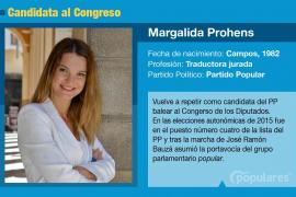 Margalida Prohens, la persona de confianza de Casado en Baleares