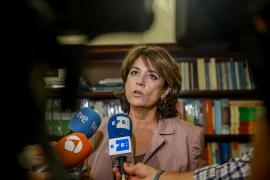 Dolores Delgado admite que escribió al ministro de Justicia italiano por el caso Juana Rivas