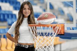 De 'cheerleader' en Miami a un departamento de comunicación en Palma