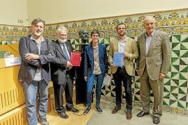 La editorial Moll sella la publicación de las obras completas de Moll y Alcover