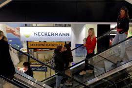 El Grupo Wamos compra la filial de Neckermann en Bélgica