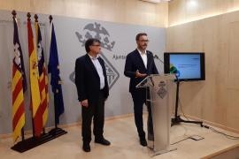 Emaya promueve el consumo de agua del grifo en Palma