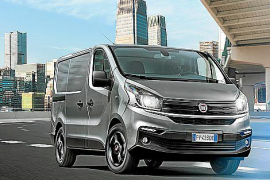 Debuta el nuevo Fiat Talento 'Model Year 2020'