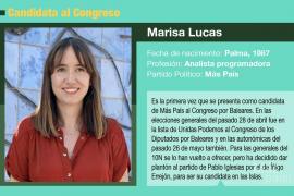 Marisa Lucas, una feminista convencida