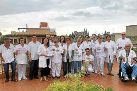 El equipo de paliativos del Hospital General recordó el día mundial