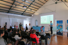 Jornada de selección organizada por TUI