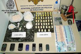 El juez envía a prisión a seis detenidos por introducir cocaína en Mallorca