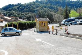 Aparcar en el Santuari de Lluc cuesta desde ayer cuatro euros