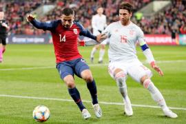 Noruega aplaza la clasificación de España