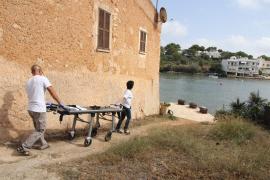 La investigación apunta que el hombre hallado en Portopetro murió de forma accidental