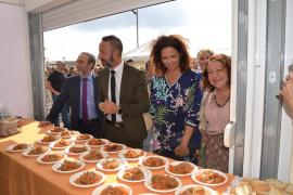 La Mostra de la Llampuga se inaugura con la oferta de 20 platos distintos