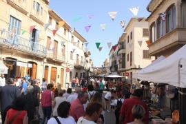 La Darrera Fira llena un año más las calles de Llucmajor