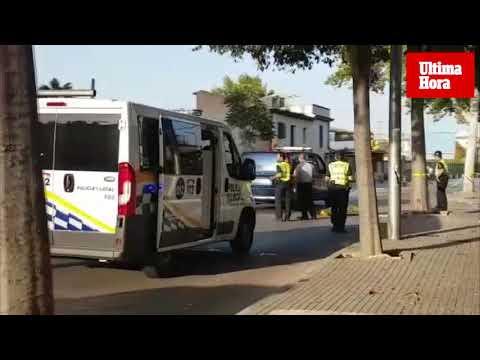 Fallece un motorista al chocar contra un árbol en Palma
