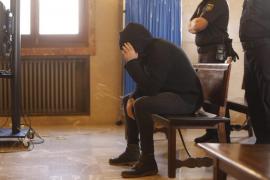 El hombre que quemó viva a su pareja en Alcúdia: «No quería matarla, se me fue de las manos»