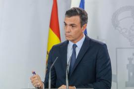 Sánchez garantiza el «íntegro cumplimiento» de la sentencia del 'procés'