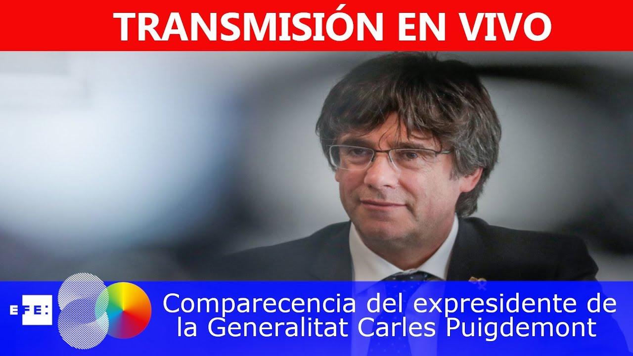 Puigdemont cree que la sentencia confirma la estrategia de «represión y venganza»