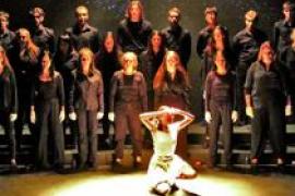 Los rituales de vida y muerte suenan en el Teatre Principal de Palma con 'Irene i la terra adormida'