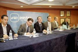 Bauzá admite que no ha «podido mantener su compromiso» de no subir impuestos