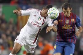 El Barça no falta a su cita con las semifinales de la Champions (3-1)