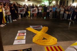 Así han sido las protestas en Mallorca tras conocerse la sentencia del 'procés'