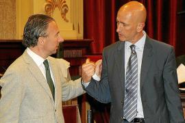 El Govern quiere que los colegios cuelguen la bandera de Balears