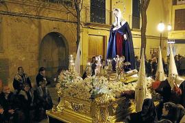 Devoción a la Virgen Dolorosa