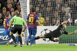 El Barça no falta a su cita con las 'semis'