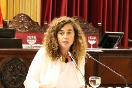 Pilar Costa dice que «el Govern no se convertirá en Policía o en censor de las actividades culturales»