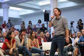 Iglesias dice que la sentencia del 'procés' es «la excusa perfecta» del PSOE para gobernar con el PP