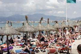 Balears alcanzó su máxima carga demográfica el pasado 10 de agosto con 1.890.426 personas