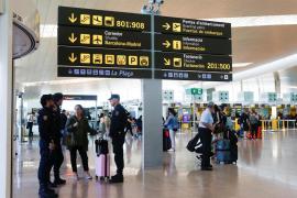El aeropuerto de El Prat recupera la normalidad tras las protestas