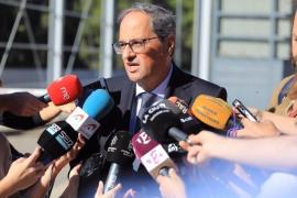 Torra rechaza convocar elecciones tras la sentencia