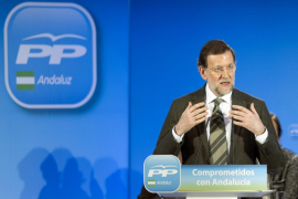 Rajoy dice que España «tiene un rumbo»