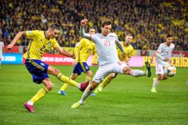 Rodrigo firma el pase de España a la Eurocopa