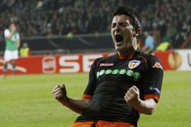 El Valencia se mete en cuartos de final en un partido de vértigo
