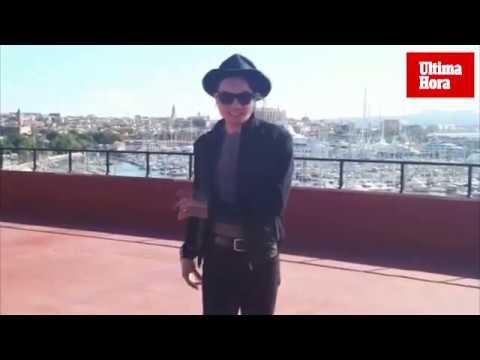 Michael Jackson revive en Palma
