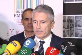 La Generalitat pidió refuerzo policial ante el anuncio de la sentencia