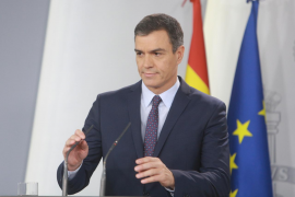 Sánchez transmitirá a PP, Cs y Podemos su determinación de garantizar la seguridad