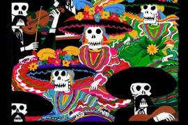 Tatúm expone 'Mexicaneando' en Rata Corner y el Bar Rita