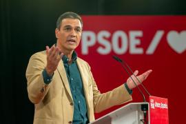Sánchez promete a los pensionistas que blindará la pensión al IPC real