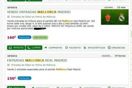 El Mallorca agota las entradas para el Madrid y la reventa ya funciona