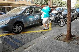Indignación vecinal por la permisividad policial en la calle Ramón y Cajal de Palma