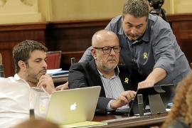 El PSIB pide apartar «el ruido y las soflamas» del debate parlamentario