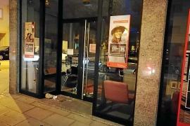 La policía investiga una oleada de robos en bares y negocios de Son Ferriol