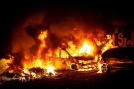 Incidentes en Cataluña