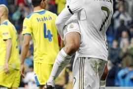 El Madrid adorna el trámite con una goleada