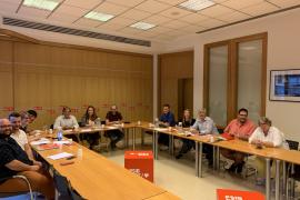El PSIB inicia la precampaña y designa a su comité electoral
