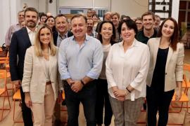 Mesquida dice que Cs es el único partido que garantiza la igualdad de los españoles