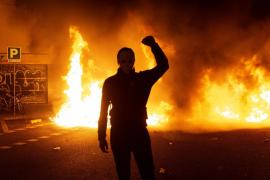 ¿Quién lidera la violencia en las protestas de Cataluña?